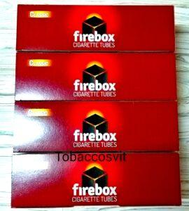 Сигаретные гильзы Firebox для набивки табаком
