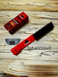Машинка для набивки сигаретных гильз Firebox с трамбовкой, запасным носиком и лопаткой для трамбовки табака