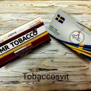 Сигаретные гильзы для Табака Набор MR TOBACCO+High Star