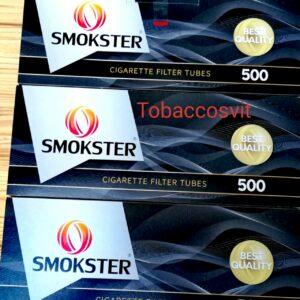 Гильзы для сигарет, гильзы для табака, сигаретные гильзы SMOKSTER