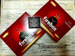 Гильзы для табака набор Firebox 1000+1000+портсигар