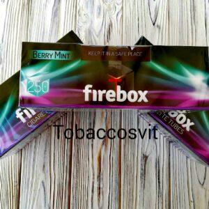 Сигаретные гильзы для Табака Firebox Berry Mint