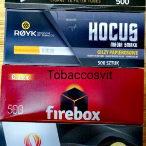 Набор гильз для табака 2000 шт. Супер цена