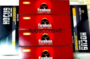 Сигаретные гильзы 3000шт.FireBox+HOCUS СУПЕР ЦЕНА!