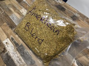 Развесной Табак American Blend 1 кг