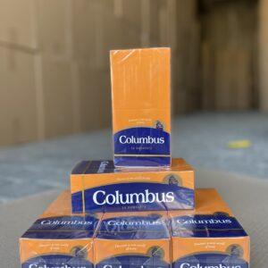 Бумага для самокруток с клейкой лентой Columbus