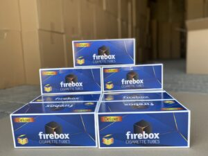 Сигаретные гильзы Firebox синие