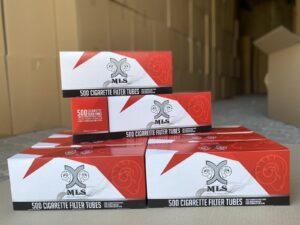 сигаретные гильзы MLS